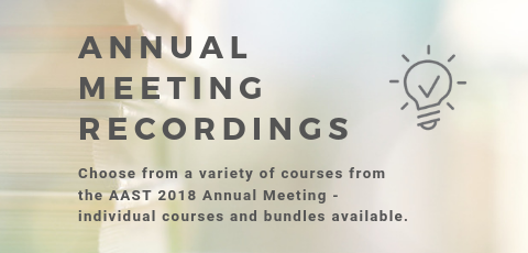 2018 Annual Meeting Recordings