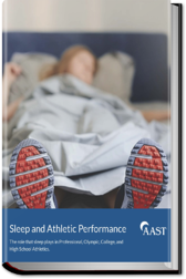 AAST Sleep and Athletic Performance eBook 3D cover page ver2