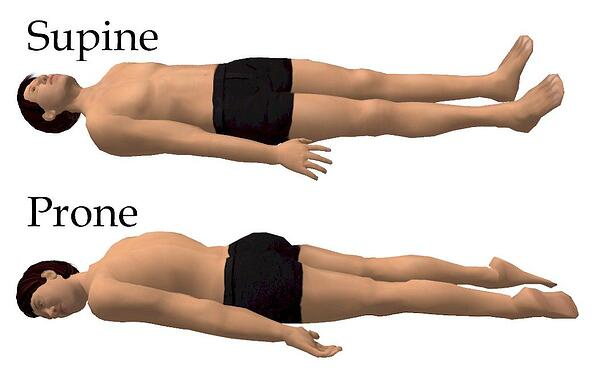 sleeping position affects obstructive sleep apnea