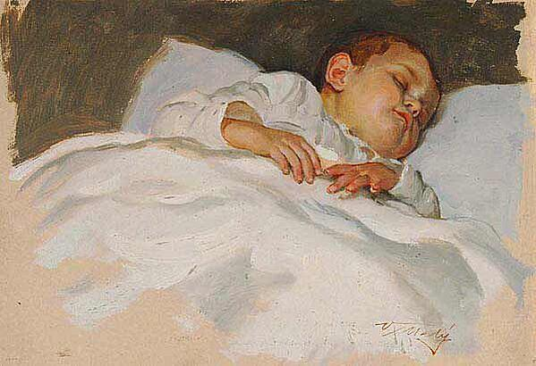 pediatric patients in the sleep center