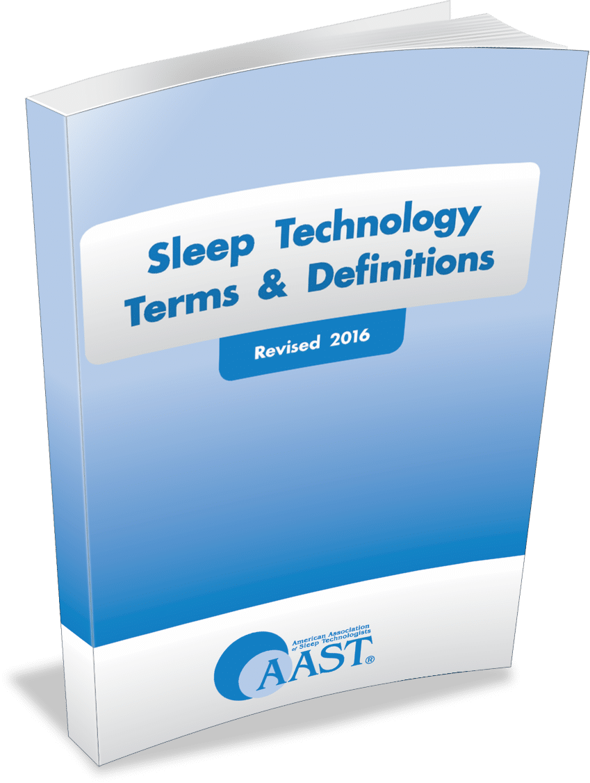 Sleep Technology Terms and Definitions eBook
